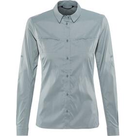 Arc'teryx Fernie - T-shirt manches longues Femme - bleu